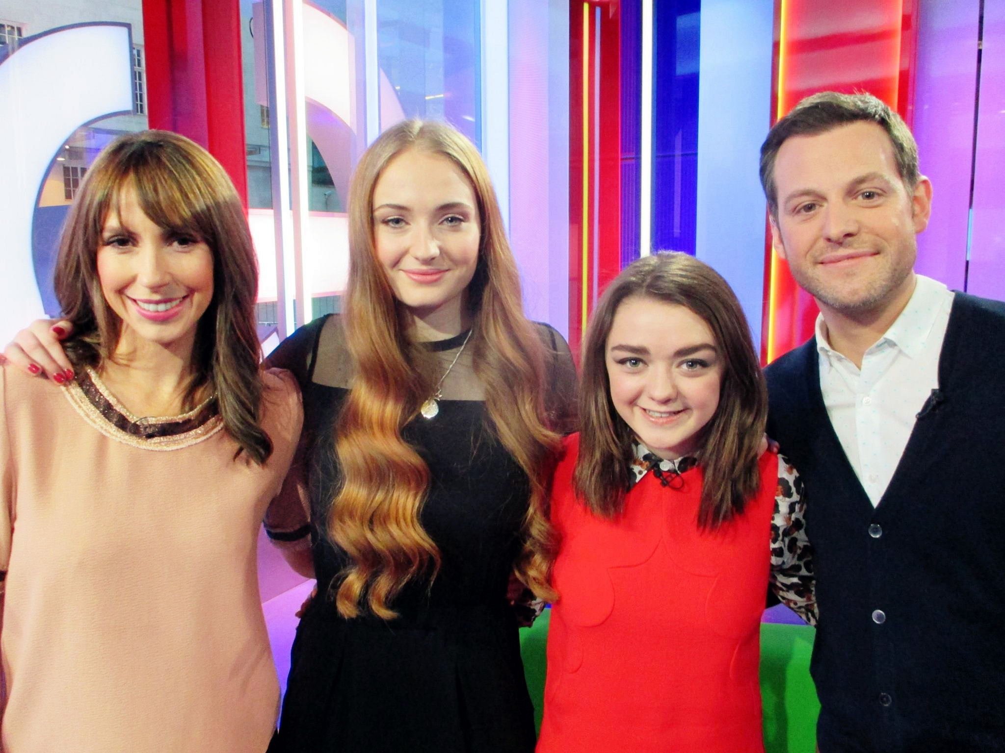 The one show (7)