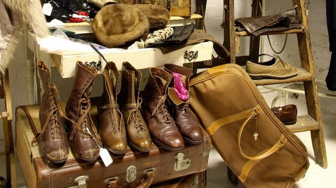 Vintage Shopping In London Miss Patina