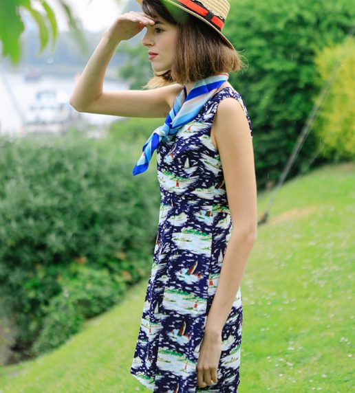 Itchycoo Park Dress (Tropical)