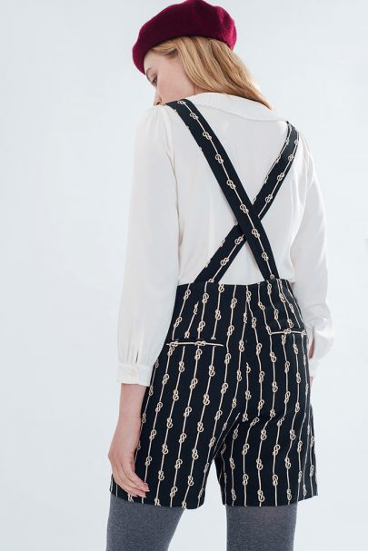 Chain of Love Dungaree (4)