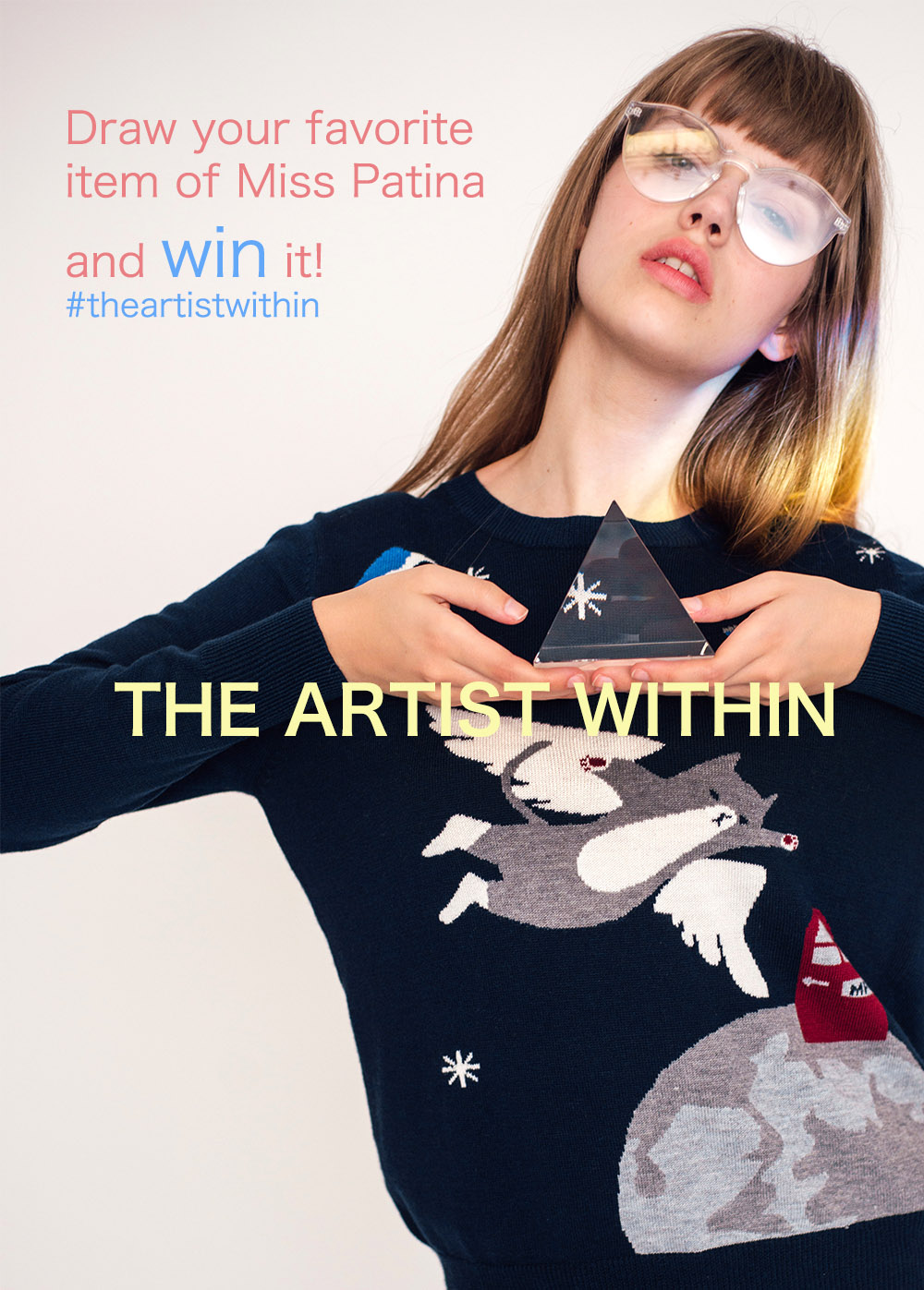 the artist within poster