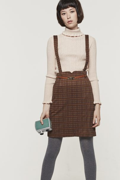 Chanter Skirt(Chestnut) (3)