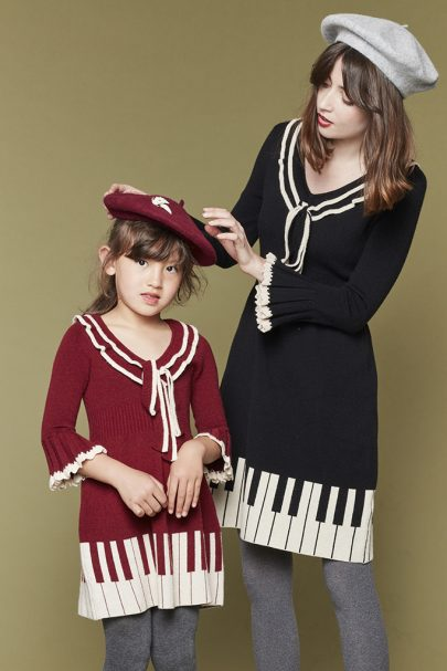 Dainty Melody Dress – Kids (5)