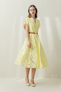 MISS PATINA 18SS-DRS-28(Daffodil Yellow) (3)