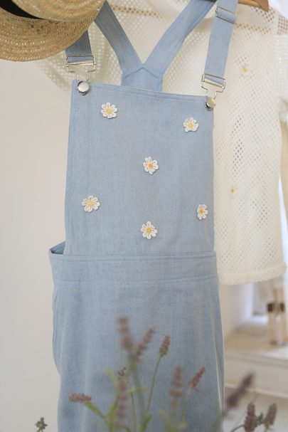 Daisy Love Dungaree 3