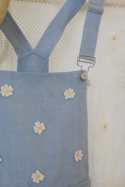 Daisy Love Dungaree 4