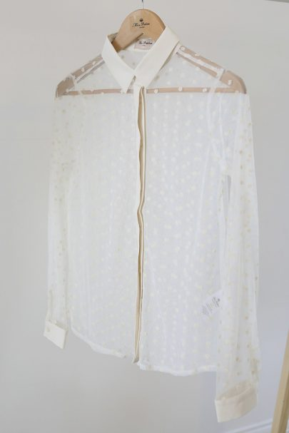 Sweet Paradise Shirt (Flower Dots) (1)