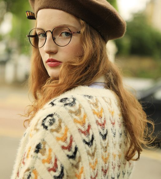 Sweet Chestnut Cardigan