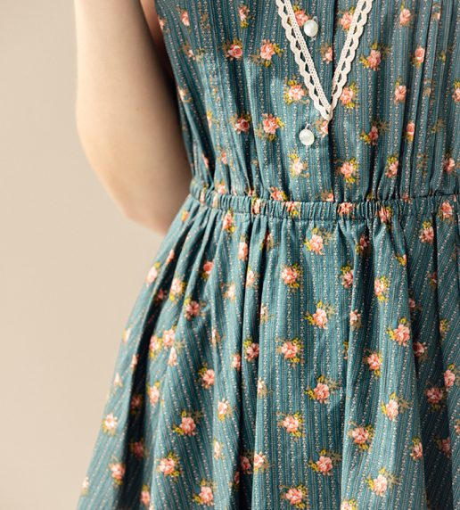 Apple Blossom Dress